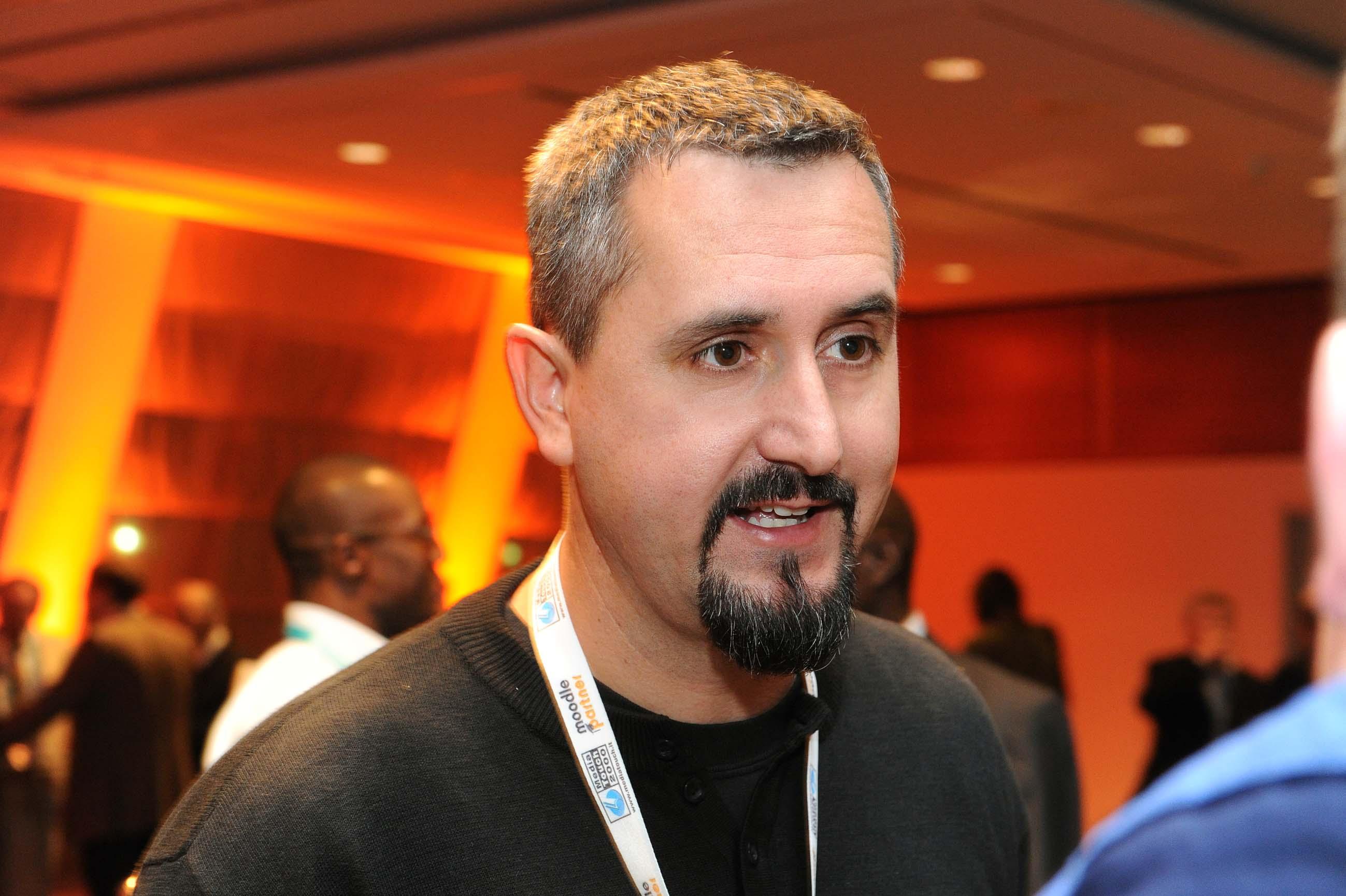 Martin Dougiamas spoke about Moodle 2.0 at the 2009 Online Educa in Berlin