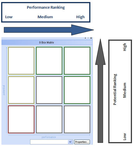 9 Box Grid: Potential and Performance