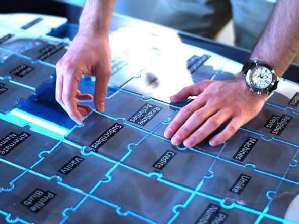 Kunstwerk Europe Vs. Facebook, van website Ars Electronica