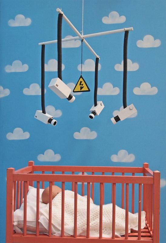 CCTV mobile (Banksy)