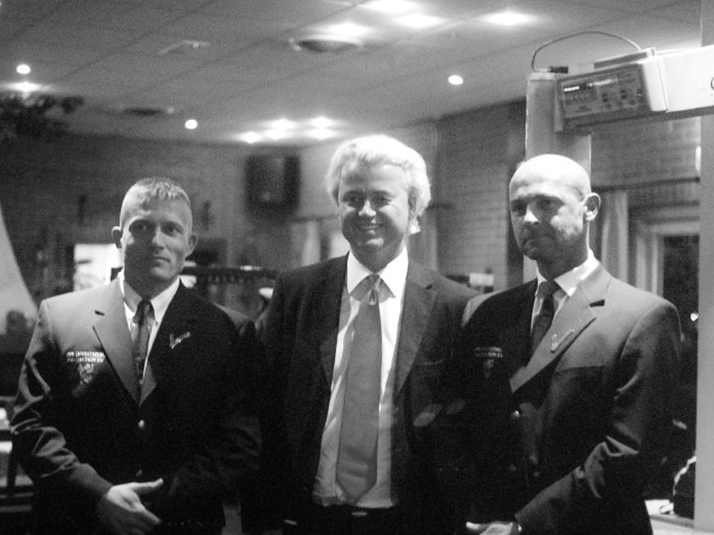 Geert Wilders (Flickr gebruiker: ANS-online, CC BY-NC-SA 2.0)